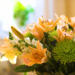 Flowers for my wife — Stock Photo #6551652