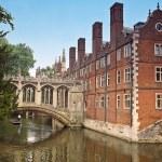 Cambridge University, England — Stock Photo #6558325