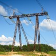 Transmission lines — Stock Photo #27217537