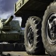 Stock Photo: Military equipment