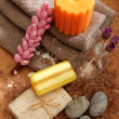 Candles and spa 2 — Stock Photo #7818148