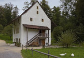 House from Villnachern AG — Stock Photo