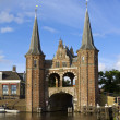 Sneek Gate Waterpoort — Stockfoto #18802385