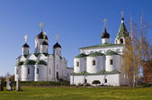 Murom Transfiguration monastery — Stock Photo