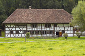 Farmhouse from Uesslingen TG — Stock Photo