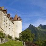Gruyeres Castle — Stock Photo