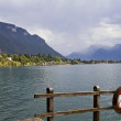 Geneva Lake — Stock Photo