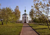 Murom Transfiguration monastery Chapel — Stock Photo