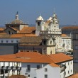 University Hill of Coimbra — Stock Photo