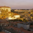 North side of Porto at evening — Photo