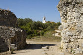 Ruinerna av conimbriga, portugal — Stockfoto