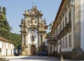 Baroque Chapel of Casa de Mateus — Stock Photo