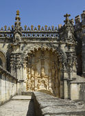 Convent of the Order of Christ, Tomar — Stock Photo
