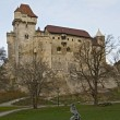 Stock Photo: Burg Liechtenstein
