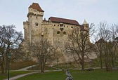 Burg Liechtenstein — Stock Photo