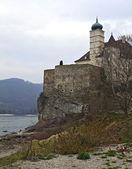 Schloss Schoenbuehel — Stock Photo