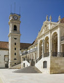 Coimbra University Tower  — Stock Photo