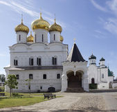 Kostroma Ipatiev Monastery Trinity Cathedral  — Stock Photo