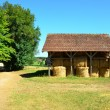Hay Shed in Dordogne — Stock Photo #12299986