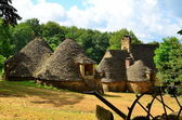 Cabanes du Breuil, Dordogne, France — Stock Photo