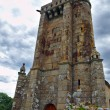 Historical RomChurch in Brittany — Stock Photo #14662729