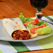 Vegetarifajitas — Stock Photo #33185985