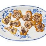 Sweet cookies — Stock Photo
