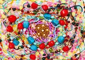 Bead jewelry. — Stock Photo