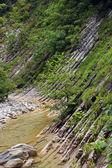 Berg rivier. — Stockfoto