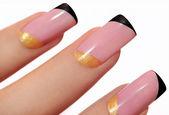 Fashion nails. — Stock Photo