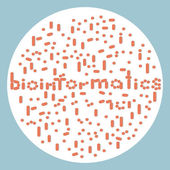 Bioinformatics — Stock Vector