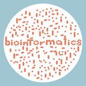 生物信息学 — 图库矢量图片