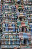 Sri Mariamman Hindu Temple — Stock Photo