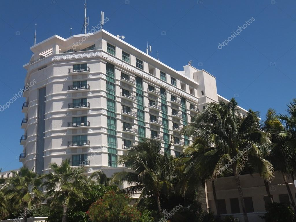 Sandos cancun luxury experience resort formerly le meridien cancun in mexico stock photo
