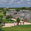 Tulum MayRuins — Stock Photo #13921354