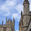 Oxford University — Stock Photo