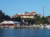 Isla Mujeres in Mexico — Stock Photo