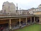 罗马浴博物馆 — 图库照片