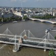 River Thames in London — Stock Photo #13935994