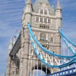 Tower Bridge in London — Stock fotografie