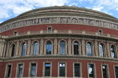 Royal Albert Hall in London, England — Stock Photo
