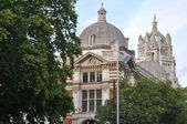 Natural history museum in londen — Stockfoto