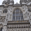 Westminster Abbey in London - Foto de Stock