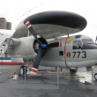 Stock Photo: Intrepid Museum in New York City