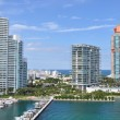 Miami Beach in Florida - Foto Stock