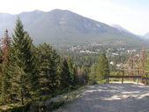 Banff National Park in Alberta, Canada — Photo