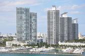 Miami Beach in Florida — Stock Photo