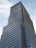 Skyscraper in New York — Stock Photo