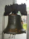 Liberty Bell in Philadelphia — Stock Photo