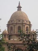 Rashtrapati Bhavan, the Presidential House in New Delhi, India — Stock Photo